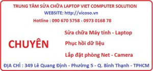 Lê Thanh Nghị - Sửa Laptop Lấy Liền