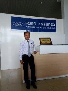 Sang Ford
