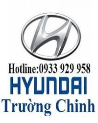 Showroom Hyundai Trường Chinh