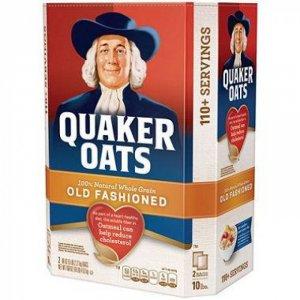 Bột Yến Mạch Quaker Mỹ Nguyên Chất