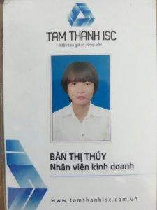 Ban Thi Thuy