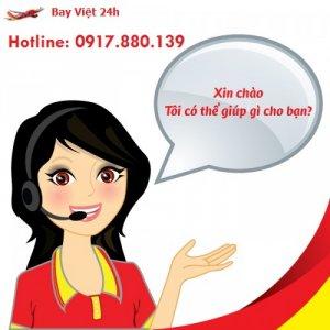 Vé Máy Bay Bay Việt 24H