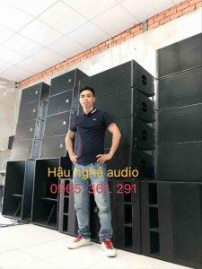 Hậu Nghệ Audio