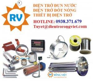 Điện Trở Đốt Nóng Rồng Việt