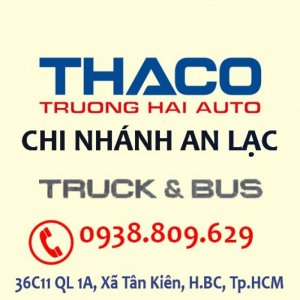 Thaco Trường Hải - Chi nhánh An Lạc