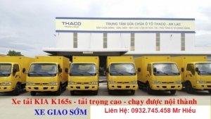 Hiếu Xe tải Thaco Trường Hải
