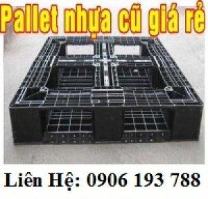 Báo Giá Pallet Nhựa