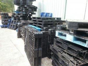 Pallet Nhựa Cũ Giá Rẻ Bắc Ninh
