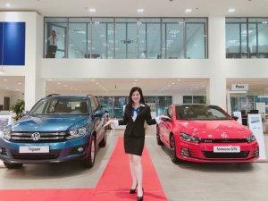 Đại lý xe Volkswagen Sài Gòn
