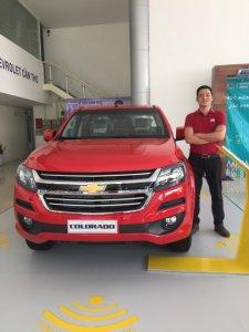 Đoàn Văn Út - Chevrolet Cần Thơ