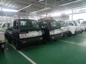 Đại Lý Xe Tải Nhẹ - Xe Du Lịch Suzuki