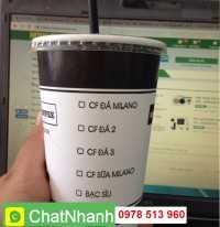 Mr Trị Cafe Rang Xay Milano