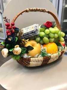 Đặt giỏ trái cây TPHCM