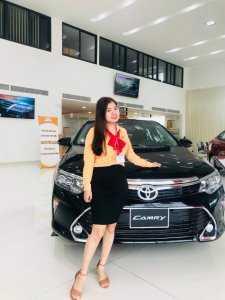 Ngọc Mơ Toyota