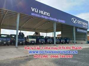 Daewoo Trucks Vũ Hùng Phát - Showroom Bình Tân