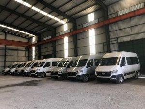 hyundai thành công truck and bus