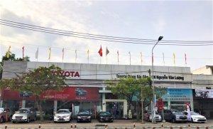 Toyota Sure Nguyễn Văn Lượng