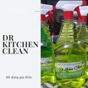 Chất tẩy rửa dầu mỡ nhà bếp
