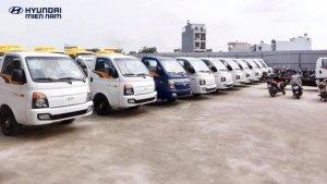 Xe Tải Hyundai Tây Nguyên Giá Rẻ