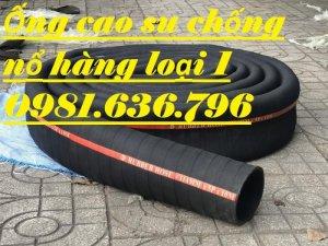 Ống Cao su bố vải, ống cao su lõi thép chịu nhiệt, chịu áp lực, dầu.