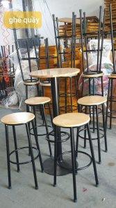 Xưởng Nội Thất Bàn Ghế Cafe Quang Đại