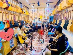 Nhạc Cụ Fo Music Guitar Biên Hòa
