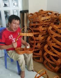Giỏ Bưởi Lục Bình