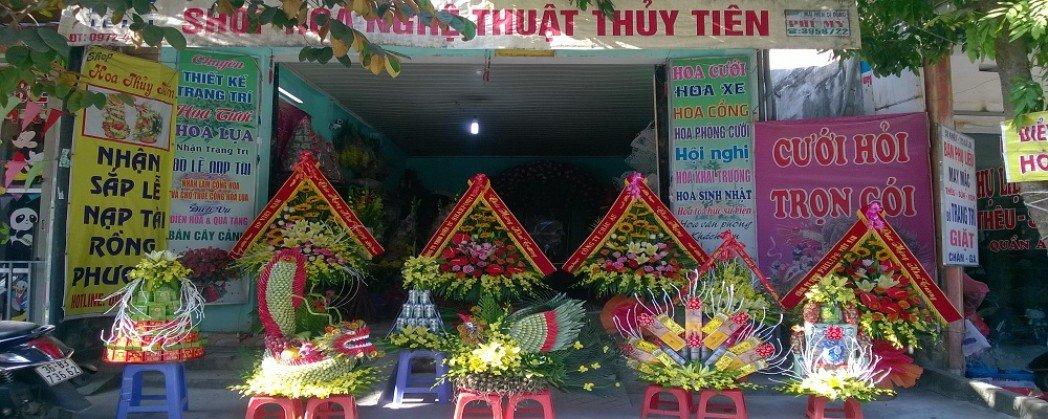 Shop Hoa Nghệ Thuật Thủy Tiên