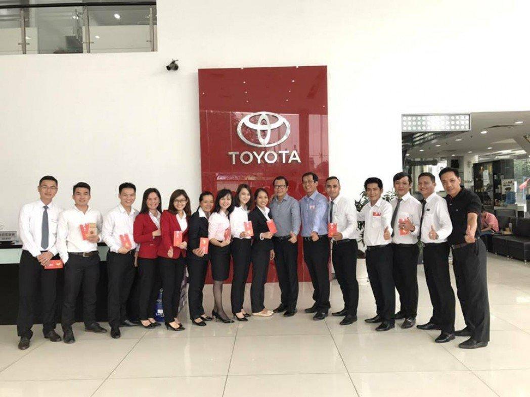 Toyota Tân Phú (100% Vốn Nhật Bản)