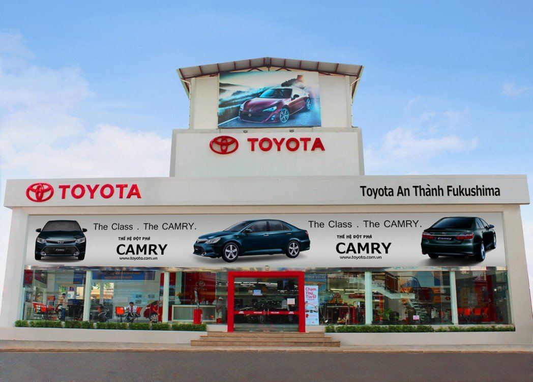 Đại Lý Toyota An Thành Fukushima (100% Vốn Nhật Bản)