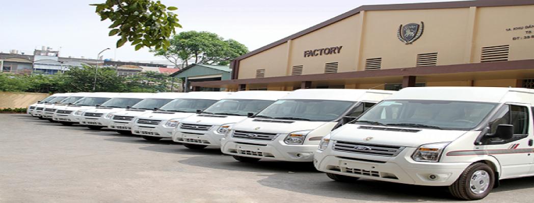 Ford Transit Giá Rẻ Tphcm