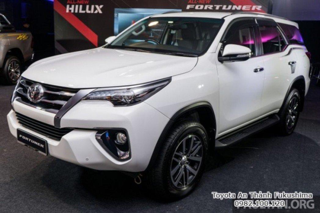 Toyota Fortuner Giá Rẻ TPHCM