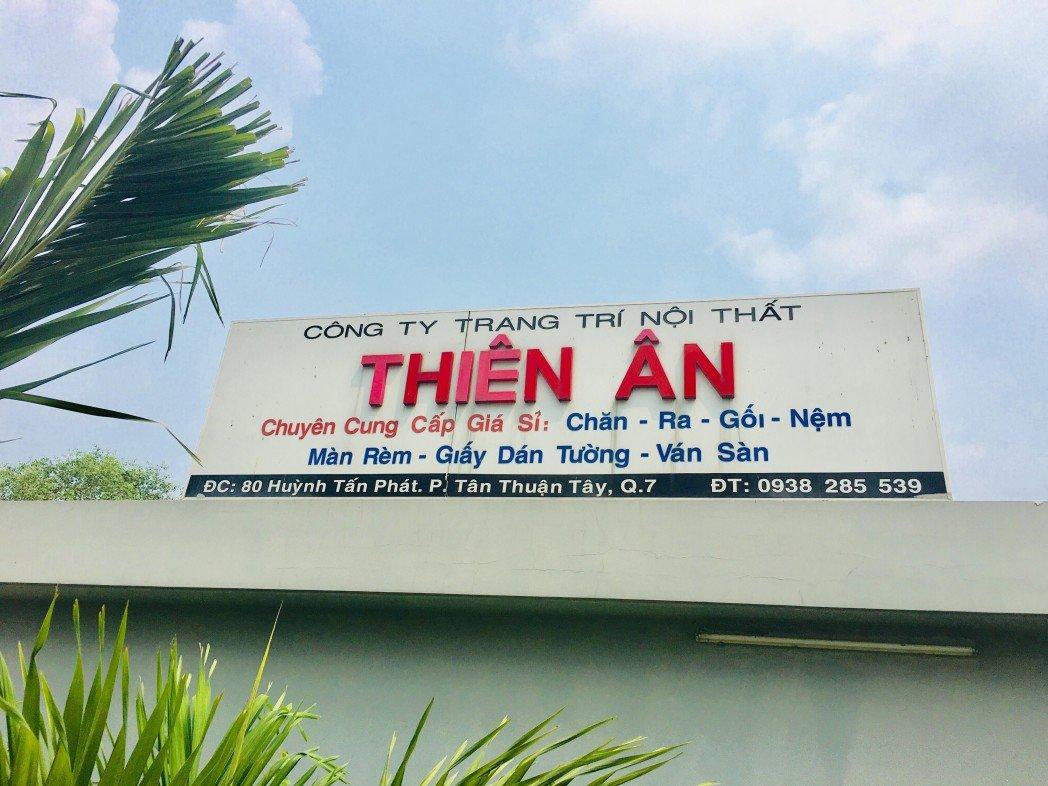 Gia công chăn ga gối đệm TPHCM