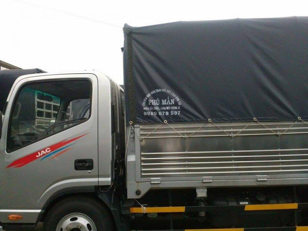 Mua bán xe tải JAC trả góp giá rẻ