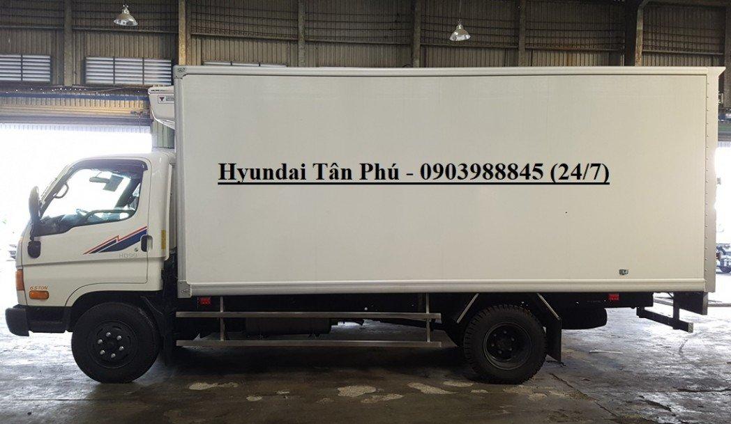Hyundai HD99 Đông Lạnh