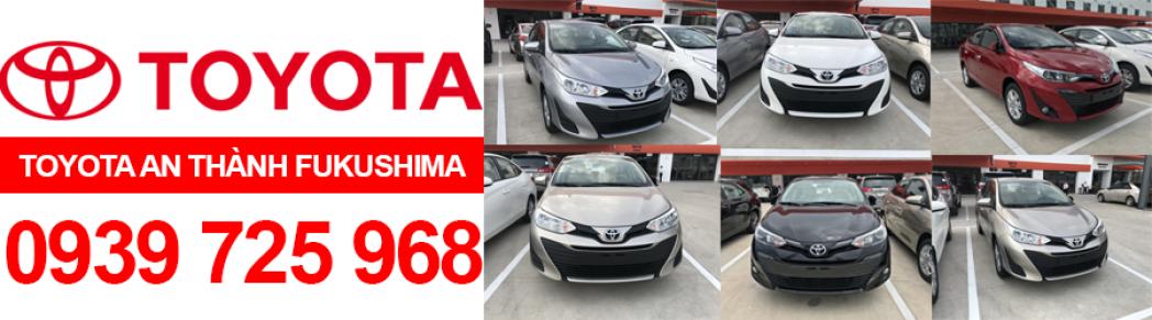 Toyota Vios Giá Rẻ TPHCM