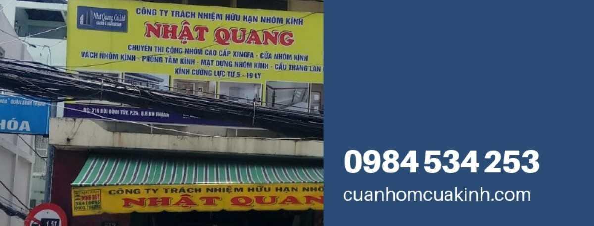 Nhôm Kính Nhật Quang