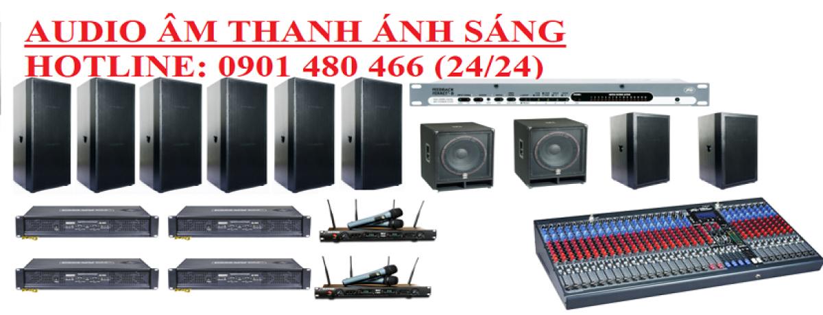 Hình ảnh bìa Audio Âm Thanh Ánh Sáng