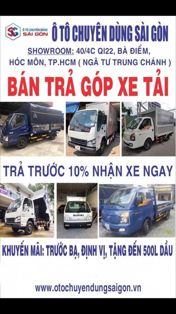 Hyundai trả góp TPHCM