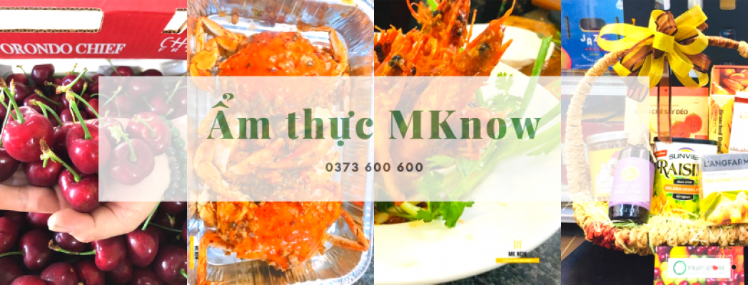 Ẩm thực MKNow