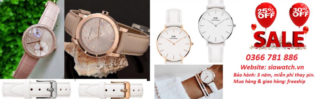 Đồng hồ chính hãng Sia Watch