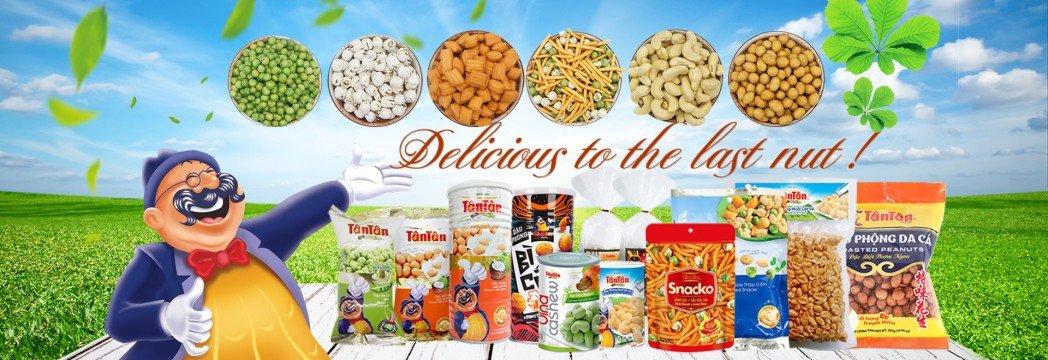 Hình ảnh bìa Shop Online Công Ty Đậu Phộng Tân Tân