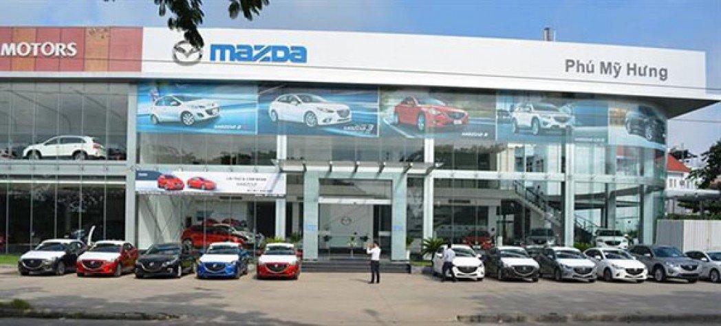 Ảnh bìa của Mazda Phú Mỹ Hưng