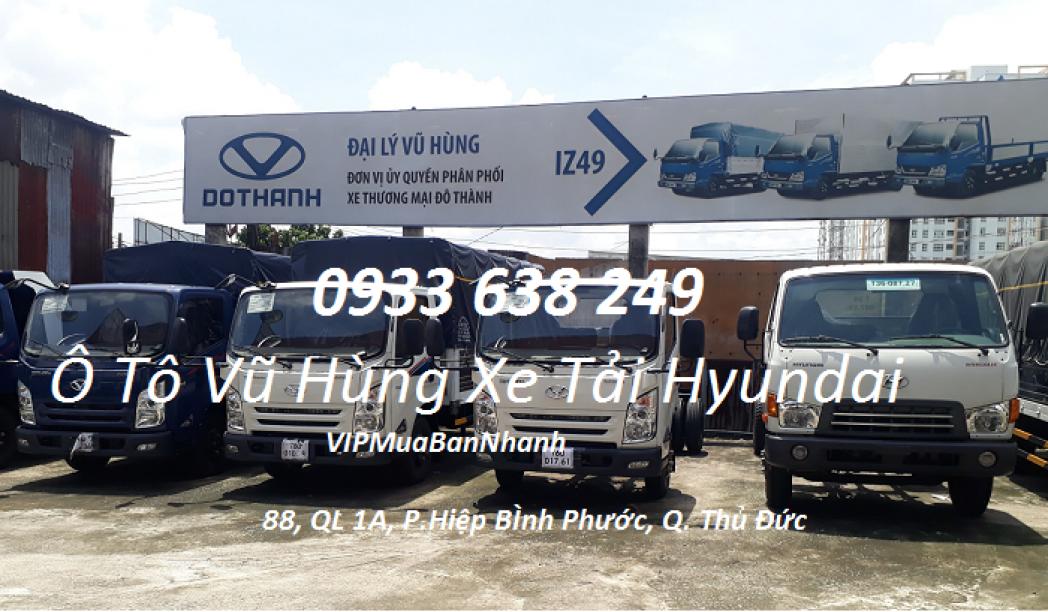 Ô Tô Vũ Hùng Xe Tải Hyundai