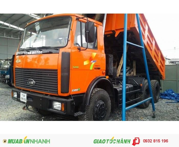 Xe tải ben tự đổ 11 tấn mới nhập khẩu Nga Belarus Veam ben VB1110 11 tấn
