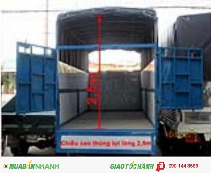 Bán xe tải KIA 2.5T