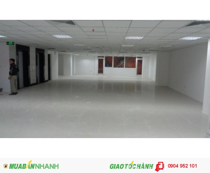 Cho thuê 30m, 40m, 50m... tòa nhà văn phòng ở Bà Triệu - Hoàn kiếm