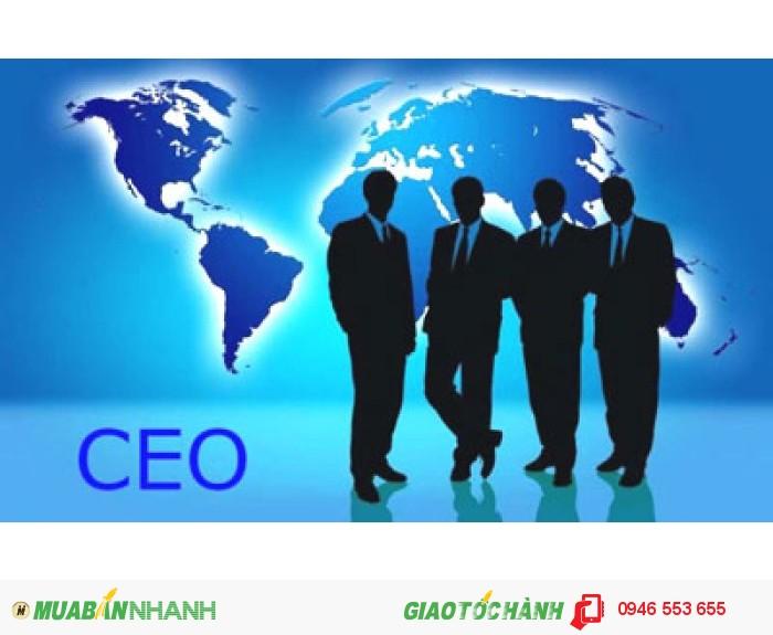 Tuyển gấp quản lý điều hành kinh doanh