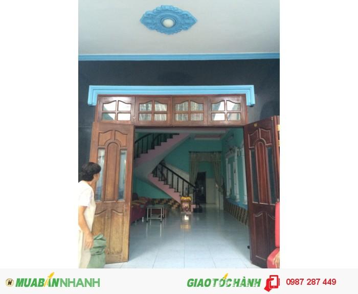 Bán nhà mặt tiền số 168 Nguyễn Thị Minh Khai, Tân Bình, Dĩ An, Bình Dương 200m2
