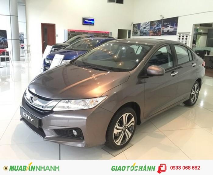 Bán xe Honda City 2015 - Đủ màu, giao ngay giá tốt nhất Sài Gòn